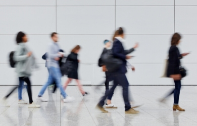 Travel Assist Hub Thumbnail - Business Travellers in Airport