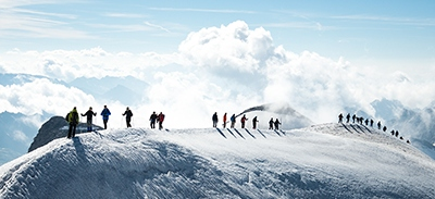 Tourism death zone mountain climbing safely