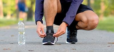 Managing mental health via exercise